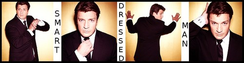 Nathan fillion banners :)