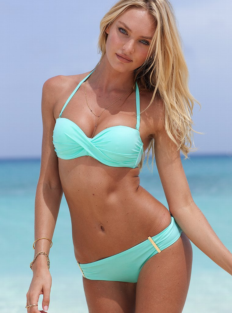New Bikini & Swimsuit Pictures [9 August 2012] - candice-swanepoel Photo