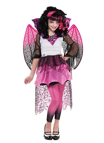 Monster High New costumes