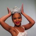 Nia Wearing Crown