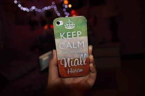 Niall Horan phone case