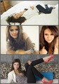 Nina Dobrev collage - nina-dobrev photo