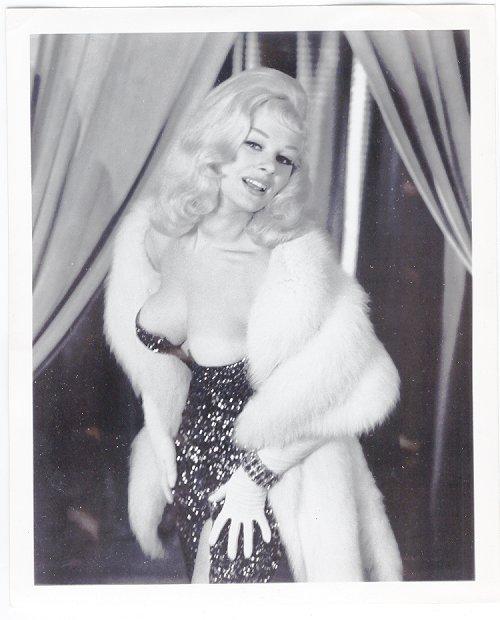 Vintage model ann marie