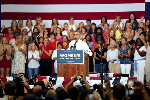 Obama Takes Two-Day Campaign lung lay, swing Through Colorado [August 9, 2012]