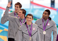 Olympics Day 2 - Swimming - michael-phelps-and-ryan-lochte photo