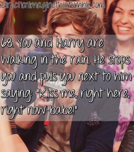 One Direction Imagine♥