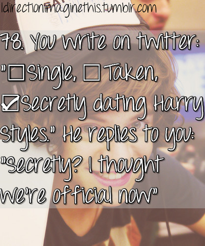 One Direction Imagine♥