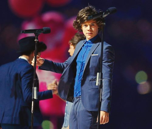 One Direction closing ceremony London 2012