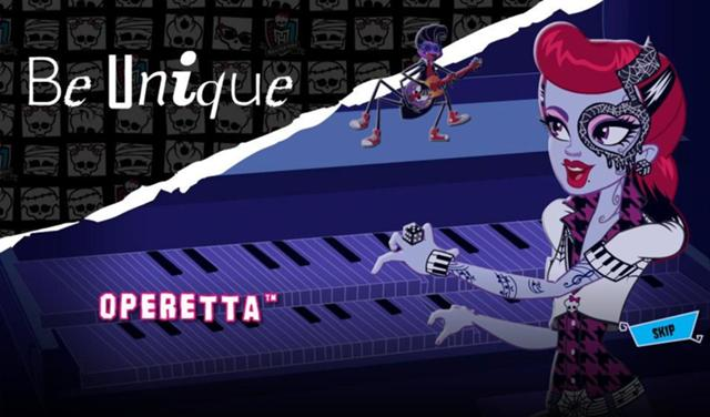 Monster High Images Operetta Fond Décran And Background Photos
