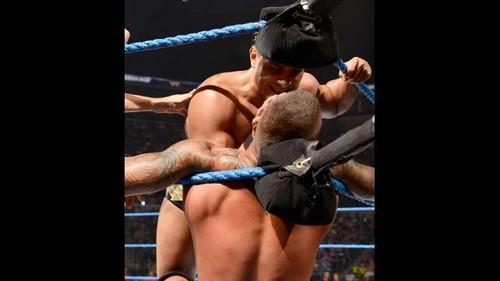 Orton vs Del Rio
