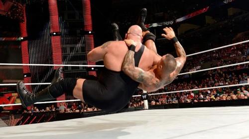 Orton vs Show