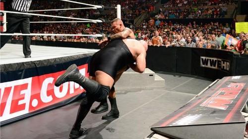 Orton vs tunjuk