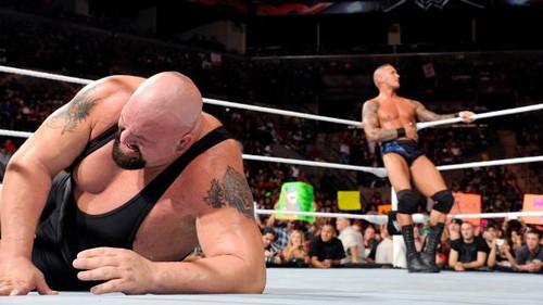 Orton vs প্রদর্শনী