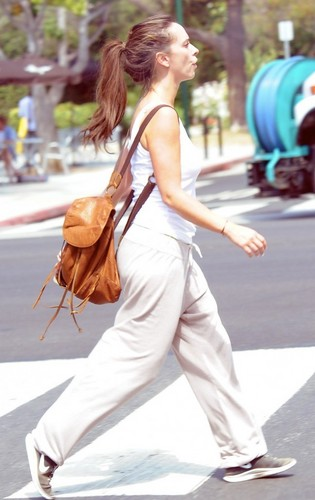 Out In Santa Monica [7 August 2012]