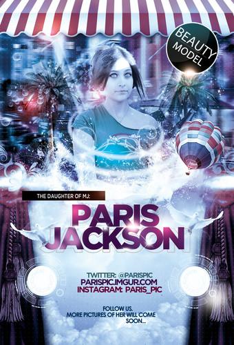 Paris Jackson Water Sky (@ParisPic)