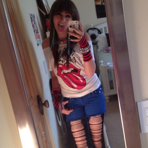 Paris Jackson new profile twitter pic - paris-jackson Photo