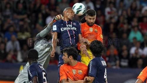 Paris Saint-Germain - FC Barcelona (2-2)