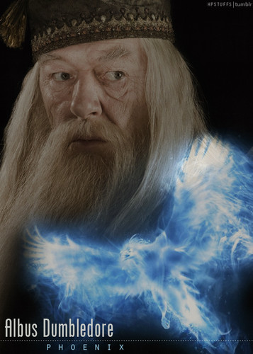 Harry Potter fond d'écran called Patronus