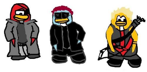 pinguino Avengers