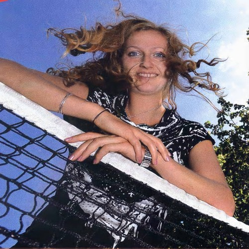 Petra Kvitova sports magazine