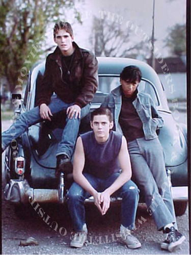Ponyboy!...and Dally...and Johnny...