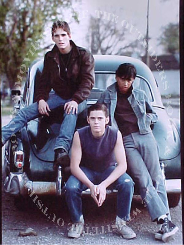 the outsiders ponyboy compared to dally Among the greasers, dally, darry, and perhaps johnny have also lost some of  their  compare the story of johnny to the story of another savior, jesus christ.