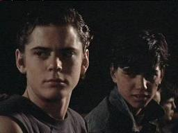 Ponyboy!...and Johnny....