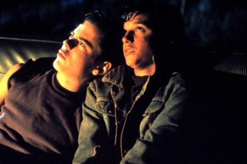 Ponyboy!...and Johnny...