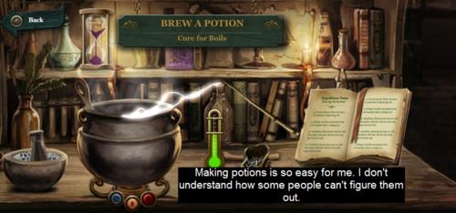 哈利波特大冒险游戏网(pottermore) Confessions