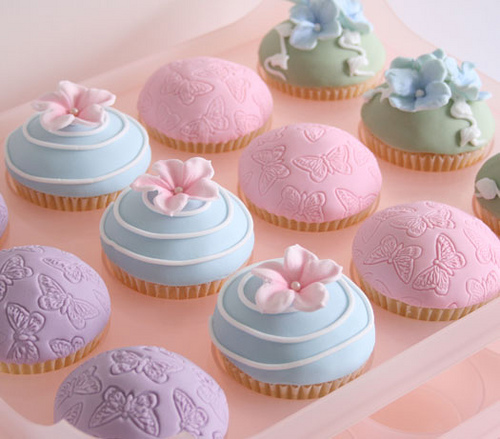 Cupcakes wallpaper entitled Pretty Cupcakes