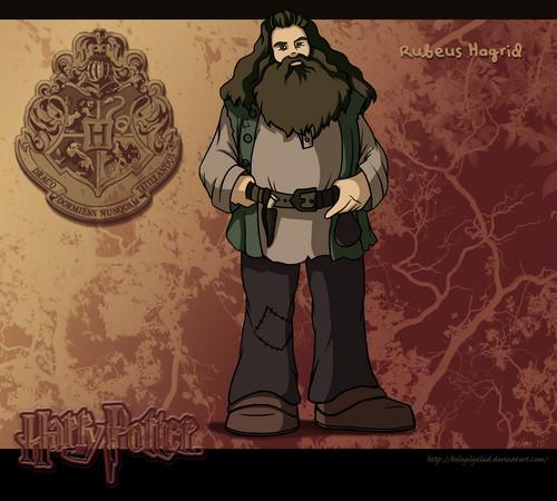 Professor Hagrid