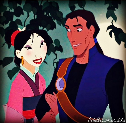 Proteus and mulan