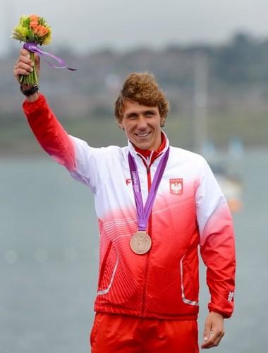 Przemysław Miarczyński won the bronze medal!
