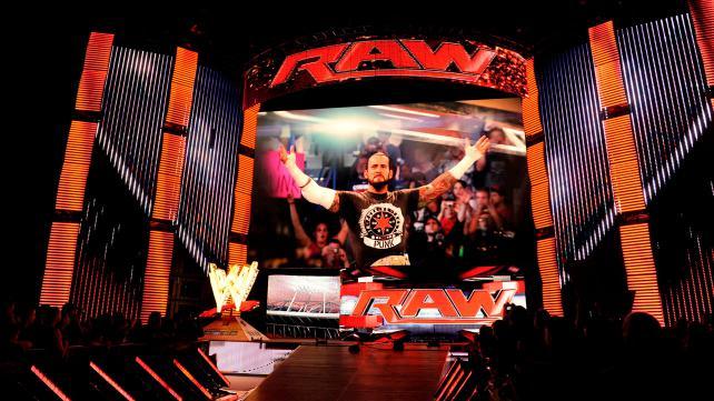 RAW opening