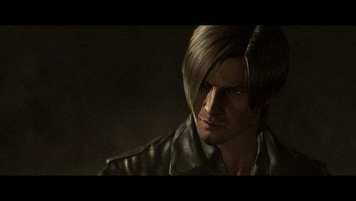 resident evil wallpaper titled RE6 Leon
