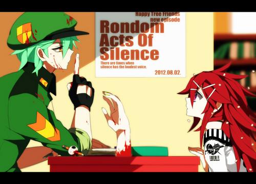 aleatório Acts Of Silence