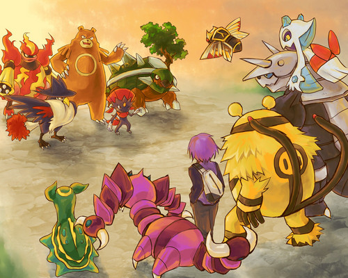 Pokémon images Random Pics HD wallpaper and background photos