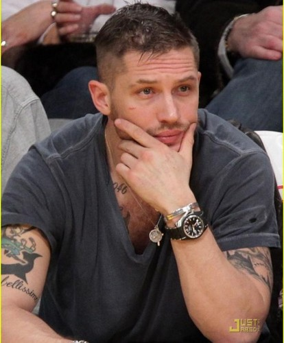 Random Tommy Gorgeousness  - tom-hardy Photo