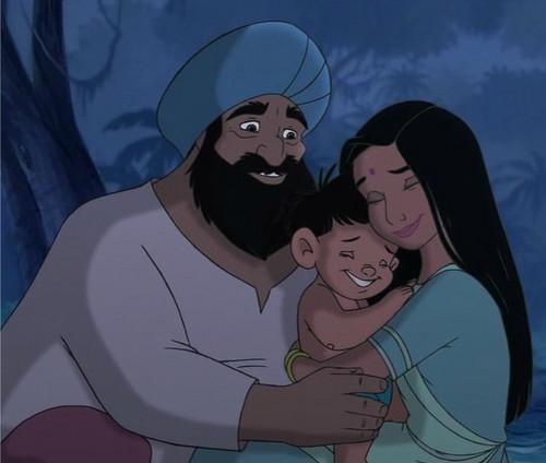 Ranjan's Family