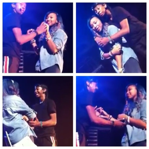 ray ray and nyota on stage i hate this pic so much