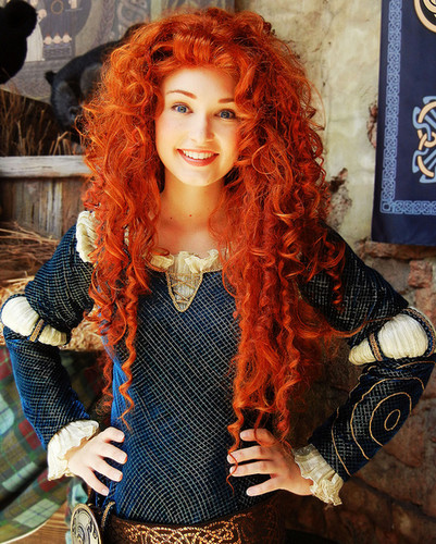 Ribelle - The Ribelle - The Brave wallpaper entitled Real Merida