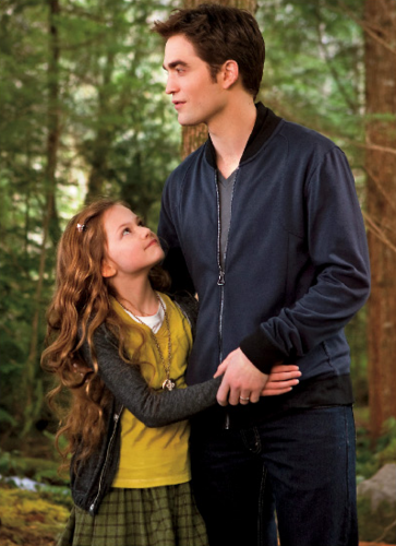 Renesmee Breaking Dawn part 2 Still