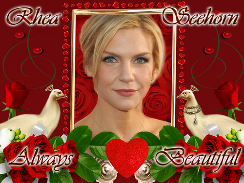 Rhea Seehorn - Always Beautiful