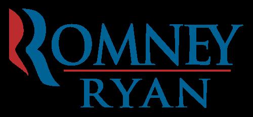 Romney/Ryan Logo (PNG)