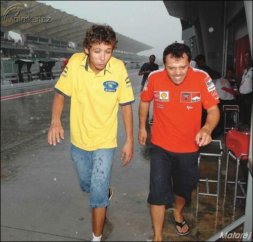 Rossi & Capirossi