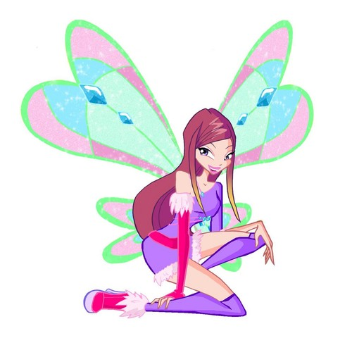 Roxy Lovix - the-winx-club Fan Art