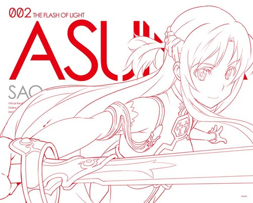 SAO Asuna Wallpaper - asuna-yuuki Wallpaper