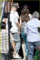 Selena - On the set of 'Parental Guidance' - August 03, 2012 - selena-gomez photo