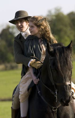 Sense and Sensibility fond d'écran containing a horse wrangler, a horse trail, and a lippizan titled Sense and Sensibility BBC