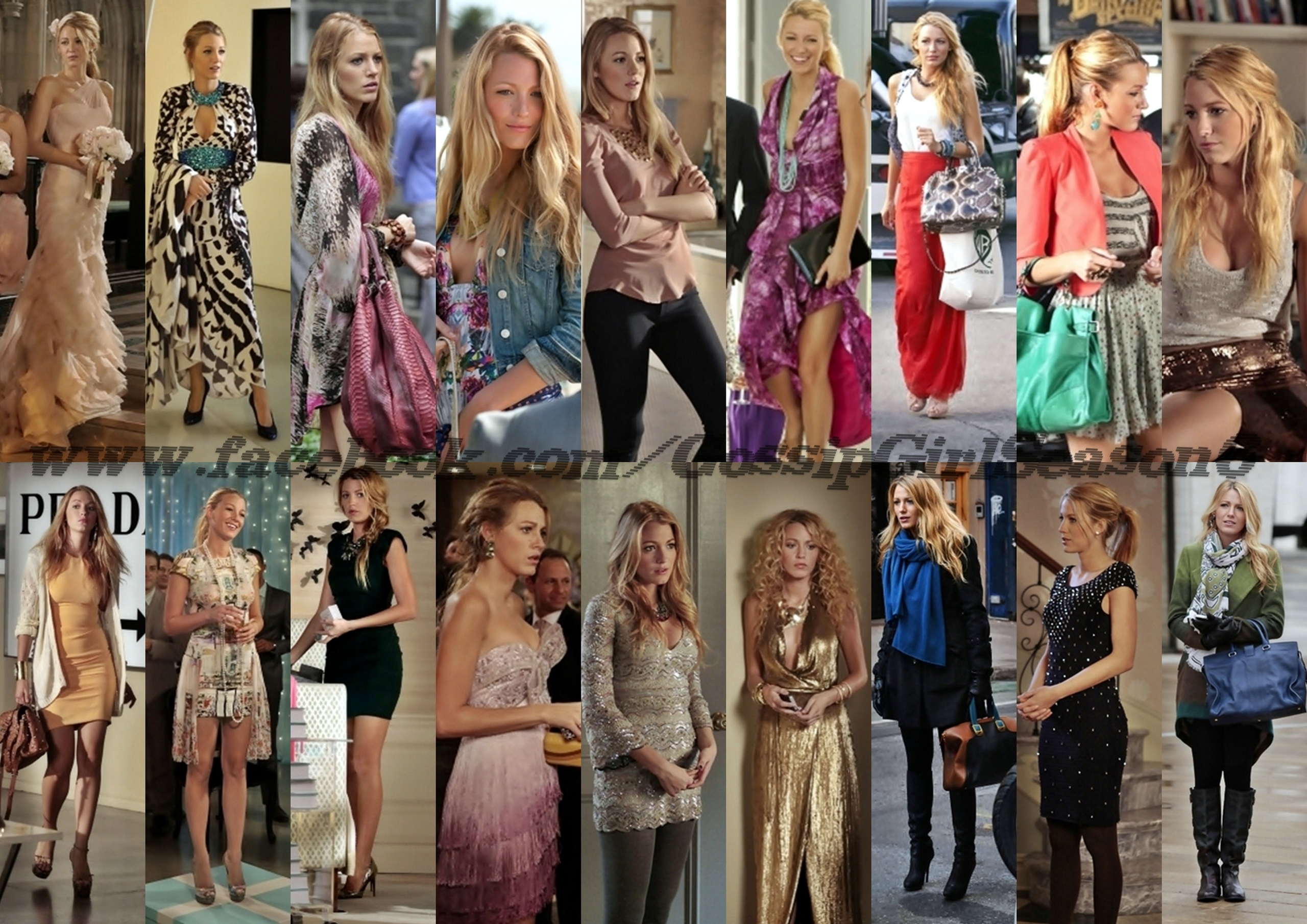 Serena Van Der Woodsen 39 S Style Gossip Girl Photo